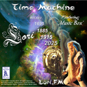 Lori's Time Machine Album cd cover from www.rock-music-download.com