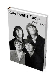 rare beatle band facts book and history from www.nuclearpop.com